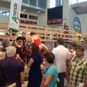 Reges Interesse am BikeLogger Stand
